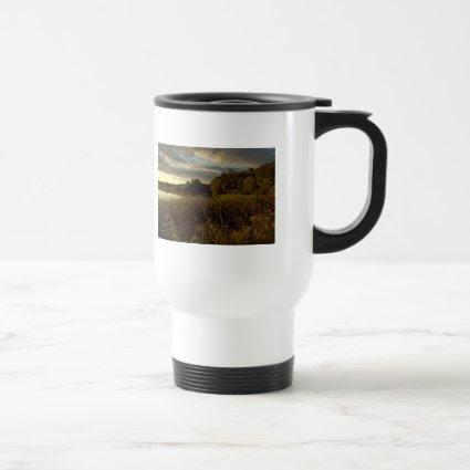 Night Sky I - Glory at Dusk Coffee Mug