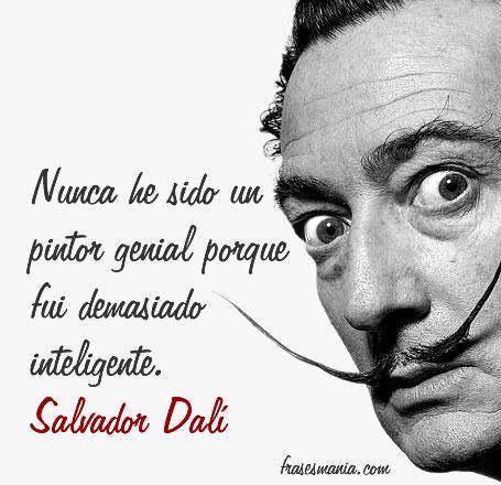 Frases Celebres De Amor Salvador Dali Gapura E