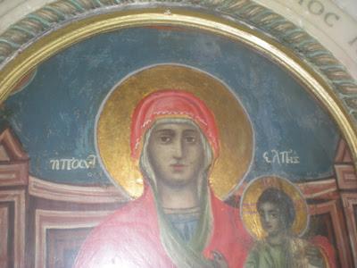 Ο Βυζαντινός Ιερός Ναός της Αγίας Αικατερίνης στην Πλάκα