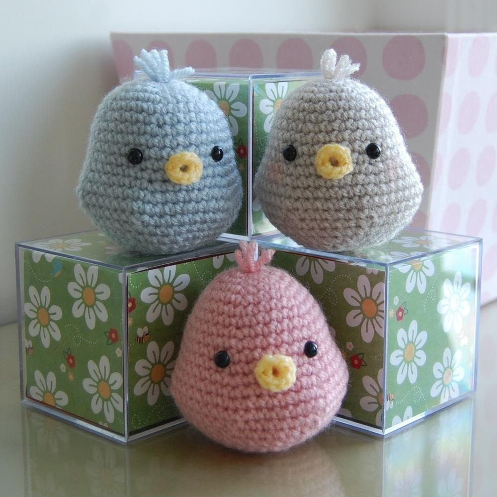 Bird Gurumi Crochet Pattern