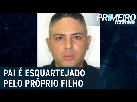 Filho mata e esquarteja pai após discussão no Ceará