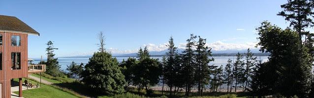 Cape Mudge panorama