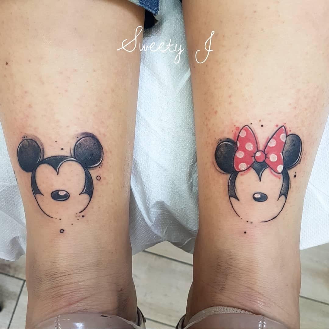 Snap Tattoos De Mickey Mouse Imagui Photos On Pinterest
