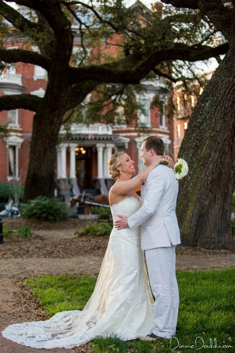 Kehoe House Elopement ~ Savannah Weddings ~ Diane Dodd