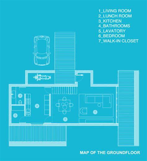 small home design  floor  minimalist architecture