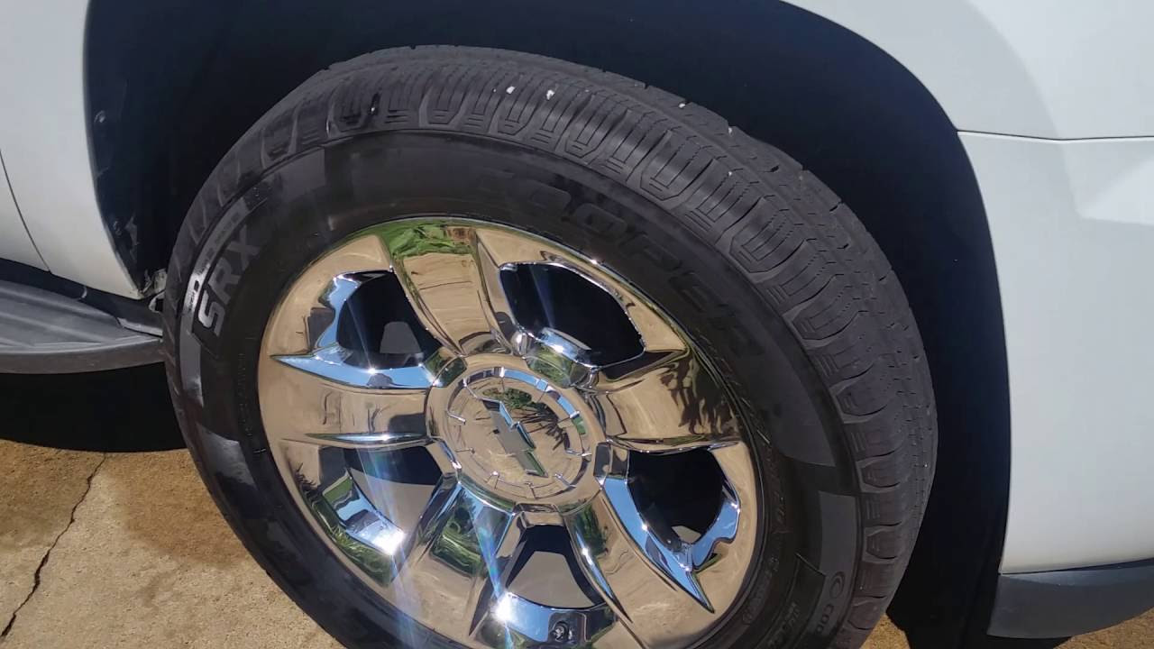 Cooper Srx Tire Review Youtube