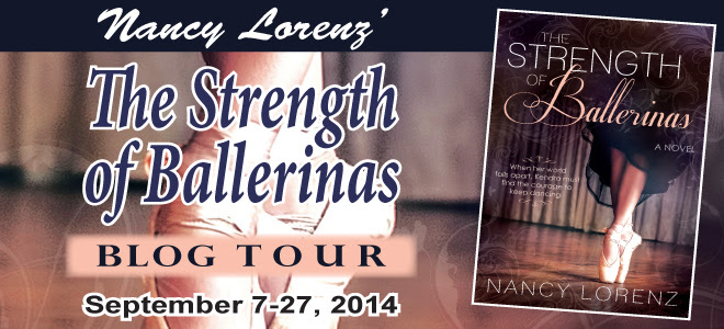 Strength of Ballerinas blog tour
