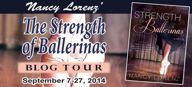 Strength of Ballerinas blog tour