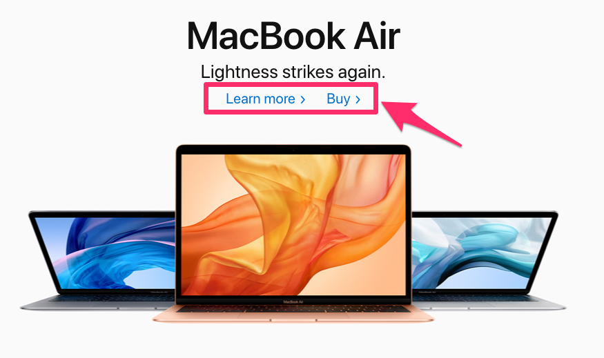 Apple CTA
