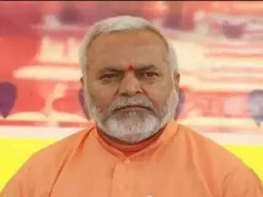 File image of BJP leader Swami Chinmayanand. News18