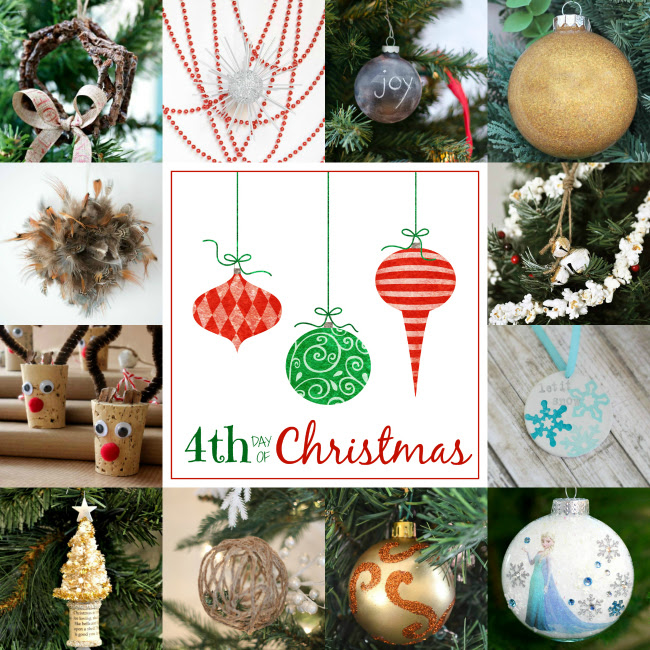 handmade ornament crafts for christmas