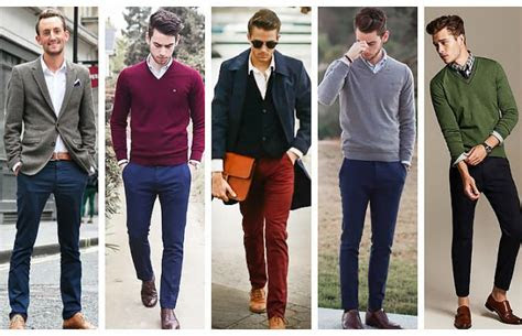 business casual attire  men dress code guide