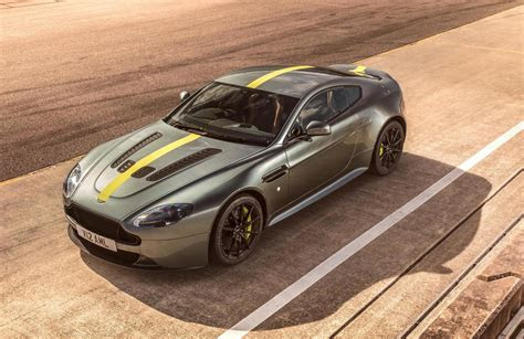Aston Martin Vantage AMR is last hurrah for current gen model   PerformanceDrive
