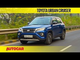 """Toyota Urban Cruiser review - """"Have we met before?""""   First Drive   Autocar India"""