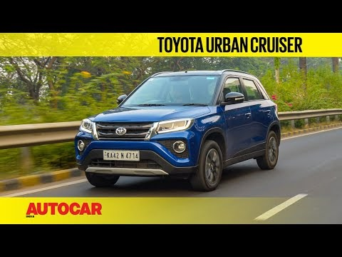 "Toyota Urban Cruiser review - ""Have we met before?"" 
