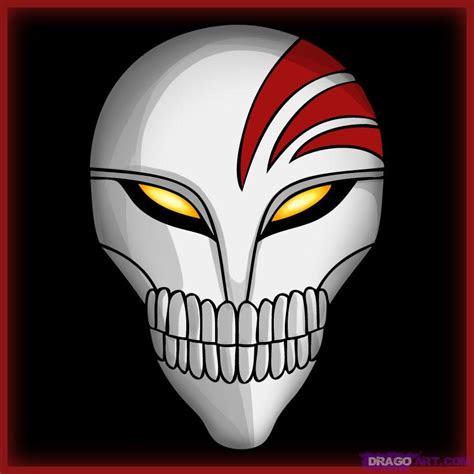 Anime Mask Drawings