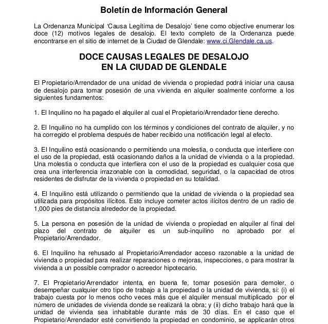 Modelo De Carta De Desalojo De Vivienda About Quotes R