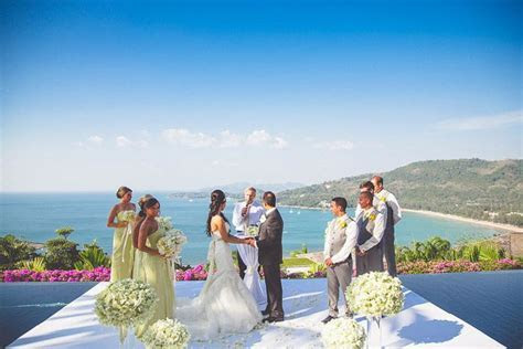 A Stunning Wedding At Andara Resort & Villas, Phuket