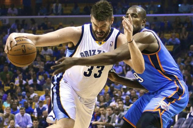 Thunder vs. Grizzlies: Game 3 Score and Twitter Reaction from 2014 NBA Playoffs