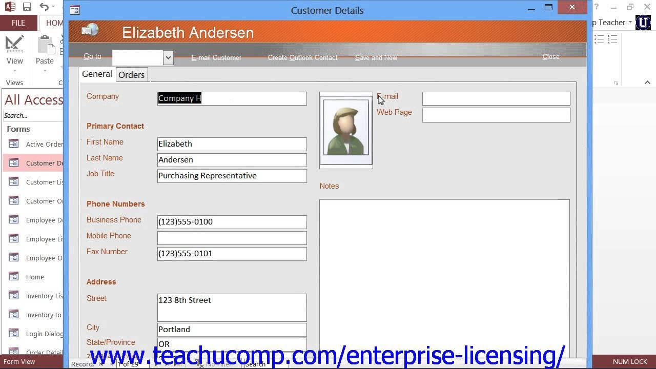 Employee Database Template Puppylasopa