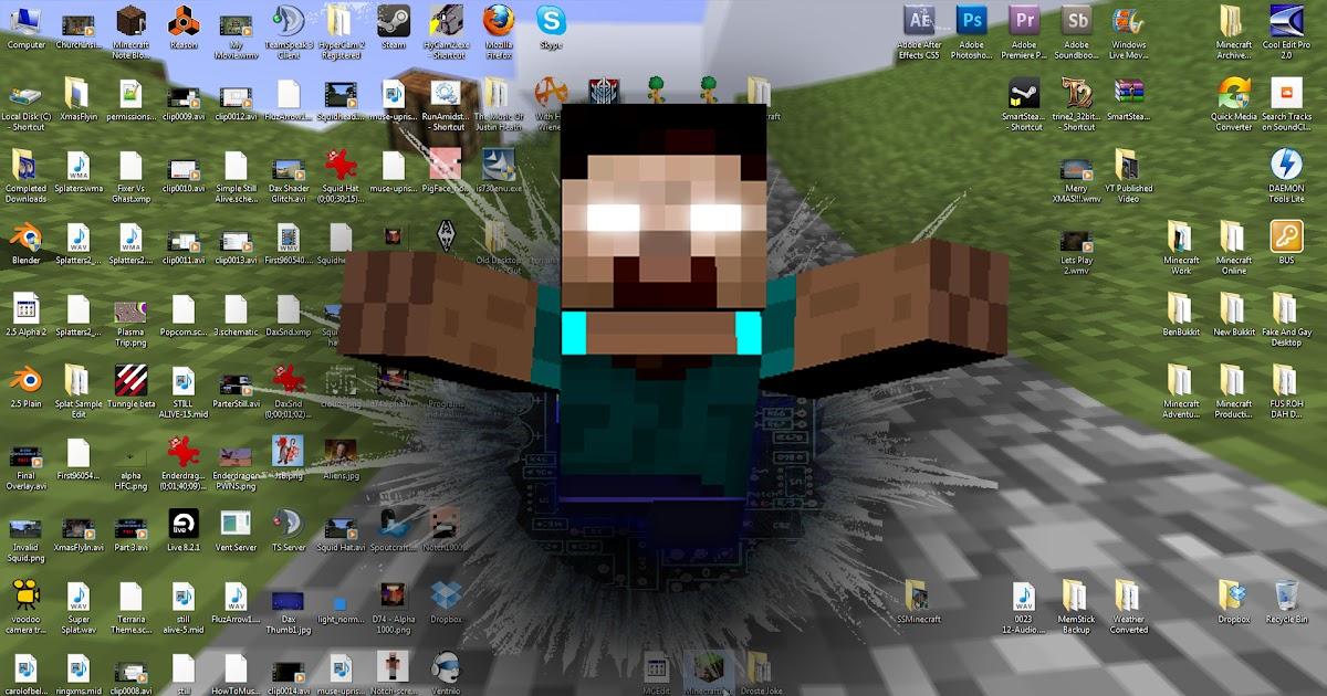 Minecraft Steve Wallpapers