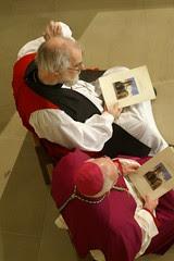 Archbishop Rowan Williams and Archbishop Patri...