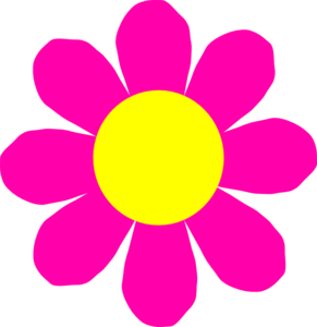 Flower Clip Art With Transparent Background Clipart Panda Free
