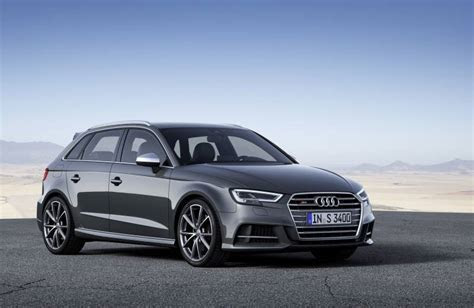 Audi A3 updated with more style, new tech for 2017 Driving