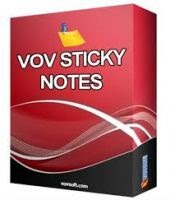 Giveaway: Vov Sticky Notes for FREE