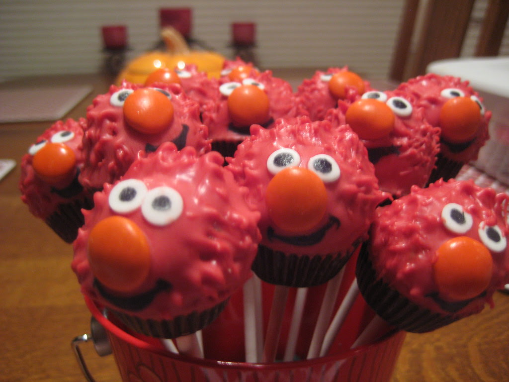 Elmo Lollicakes