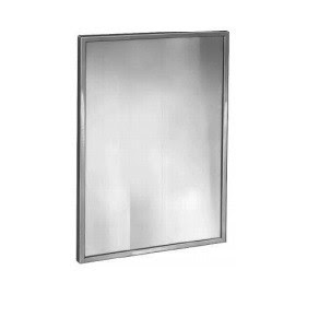 Bradley 781 024480 Mirror Channel Frame 24 X 48