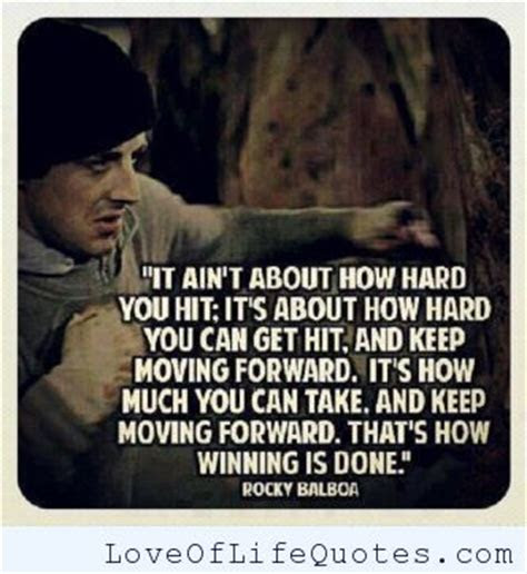 Get Knocked Down Get Back Up Quotes