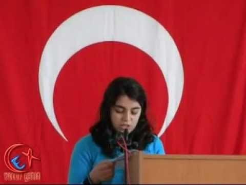 Bozkır 24 Kasım Öğretmenler Günü :Öğrencilerden şiirler 1