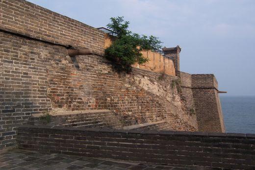 Inilah Ujung Tembok Besar China