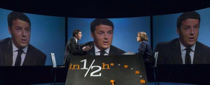 """Referendum, Renzi: """"Proposta M5s per tagliare lo stipendio dei parlamentari? Facciamolo in base alla presenze"""""""