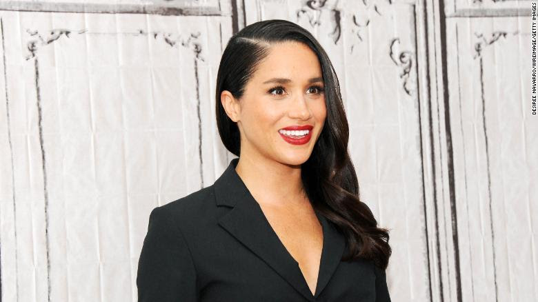 """Actress <a href=""""http://edition.cnn.com/2017/11/27/europe/meghan-markle-profile/index.html"""" target=""""_blank"""">Meghan Markle</a> visits AOL Studios in New York in March 2016. Markle is best known for her role as Rachel Zane in the hit TV series """"Suits."""" Her <a href=""""http://edition.cnn.com/2017/11/27/europe/prince-harry-meghan-markle/index.html"""" target=""""_blank"""">engagement to Britain's Prince Harry</a> was announced on Monday, November 27."""