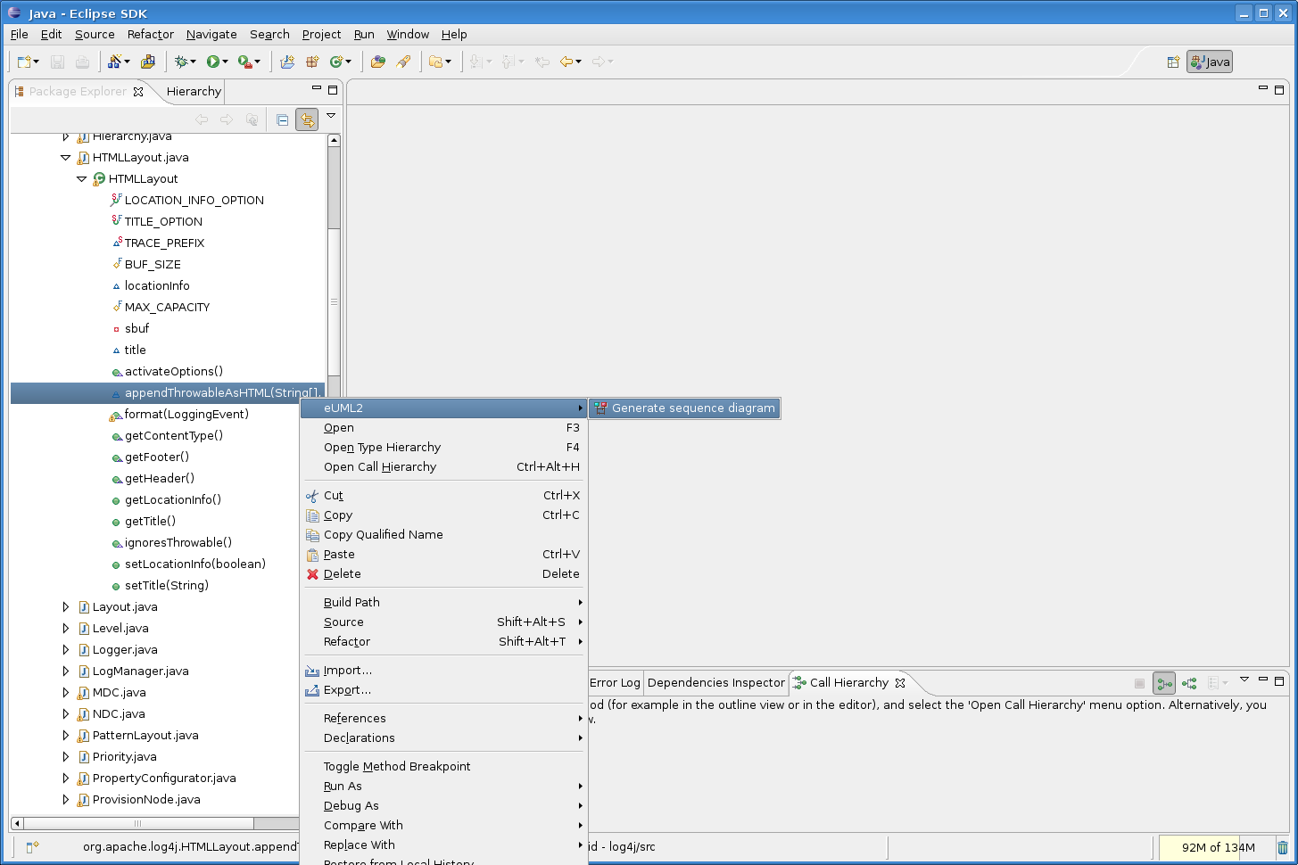 Soyatec Open Solution Company Xaml For Java Uml For Eclipse And Bpmn Designer