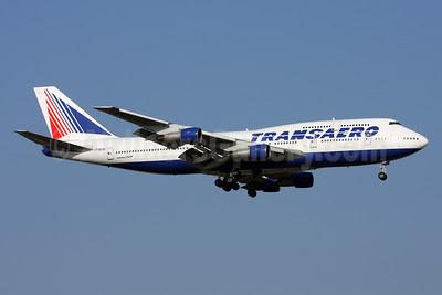 Transaero Airlines Boeing 747-346 EI-BGW (msn 24019) AYT (Andi Hiltl). Image: 912131.