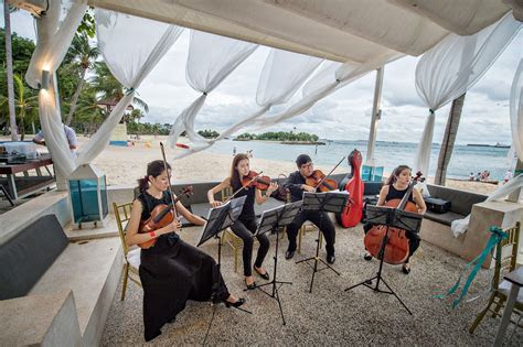 15 Wedding Live Band Providers in Singapore to Bring Your