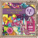 Summer Brights Mini Scrappers