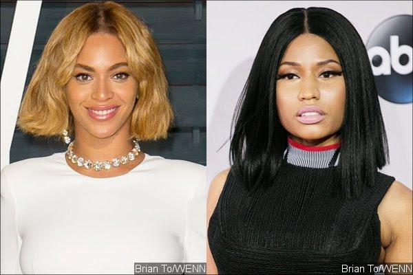 Beyonce and Nicki Minaj Reportedly Shoot a Music Video at Coachella