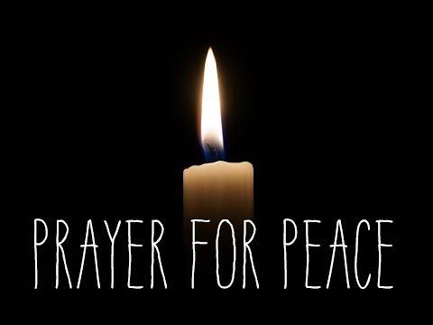 Prayer for Peace Lyrics - Himig Heswita