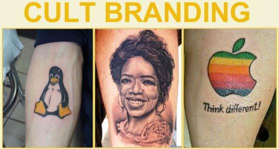 برند فرقه کیش کالت برند Cult Brand