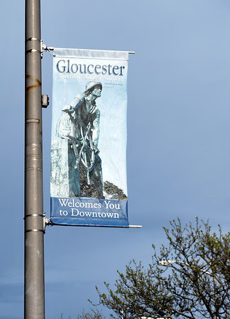 Downtown Gloucester Banner