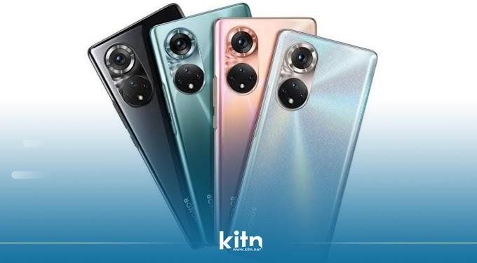 ئۆنەر زنجیرە مۆبایلی Honor 50 5G بە خزمەتگوزارییەکانی کۆمپانیای گووگڵەوە نمایش کرد