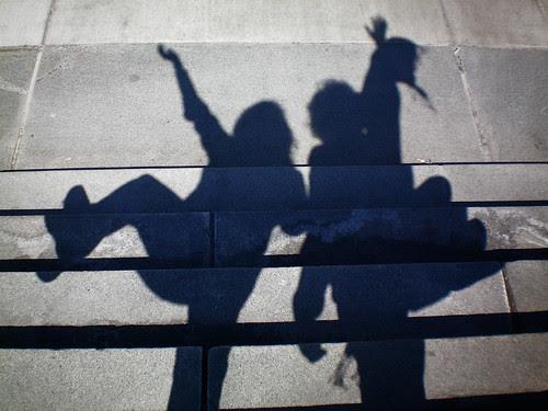 Shadow women