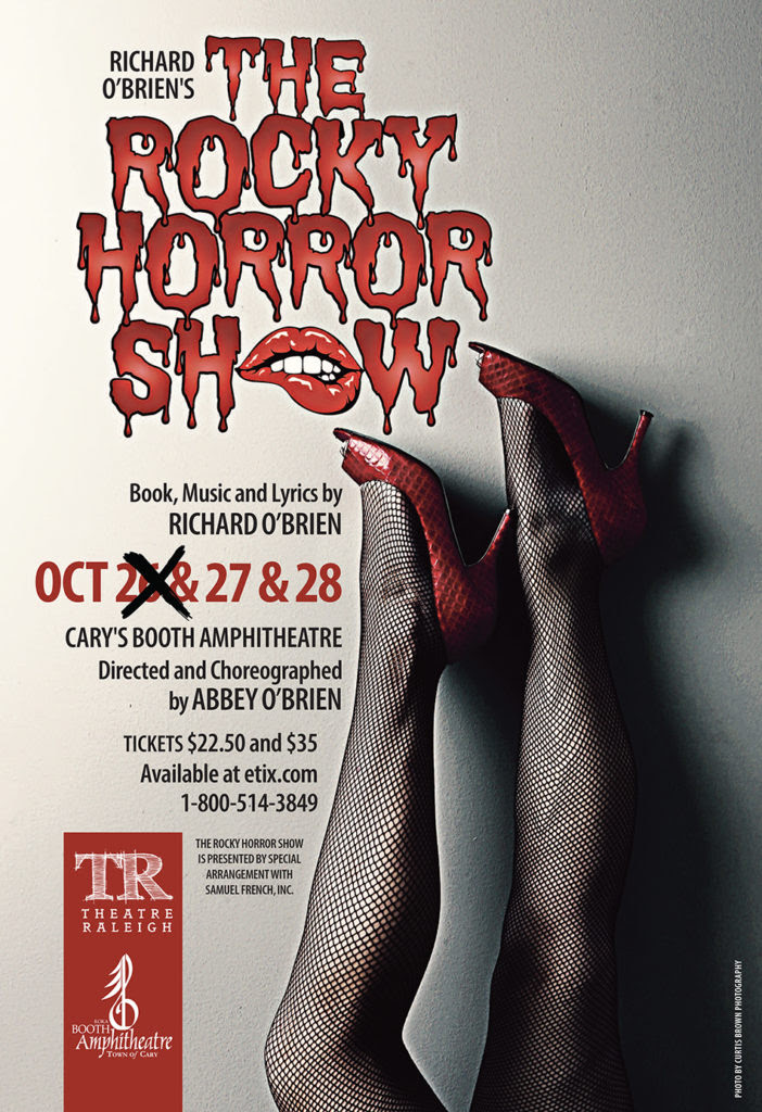 The Rocky Horror Show Theatre Raleigh
