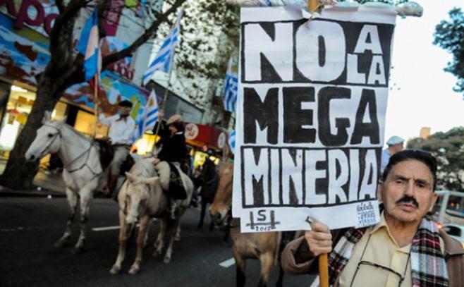 """""""Uruguay Libre"""": información del Gobierno difiere con la difundida por la minera"""