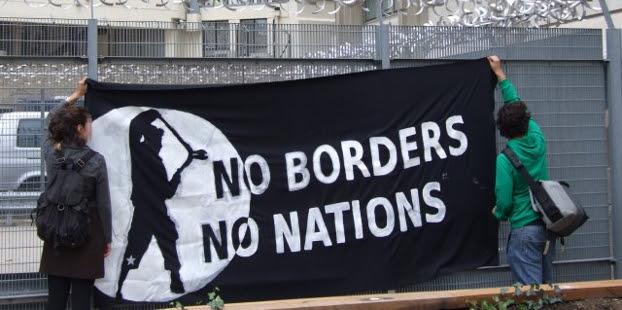 """Résultat de recherche d'images pour """"migrants no border"""""""