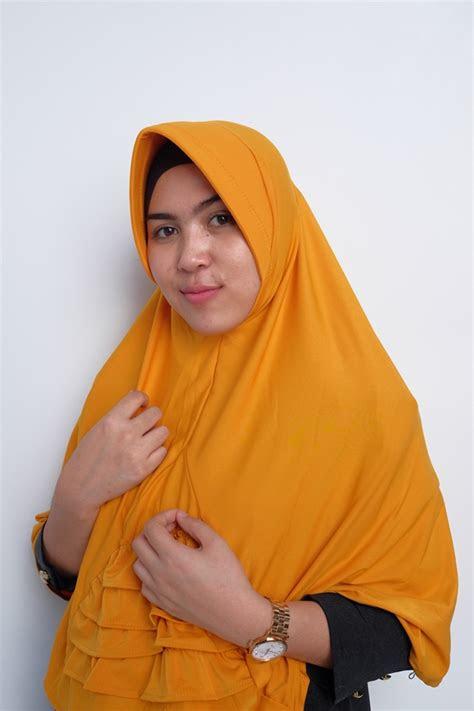 model jilbab khimar syari inaya terbaru bundakunet